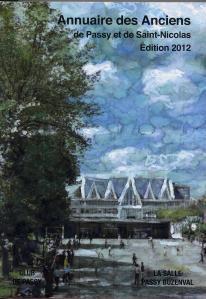 annuaire Passy 2012